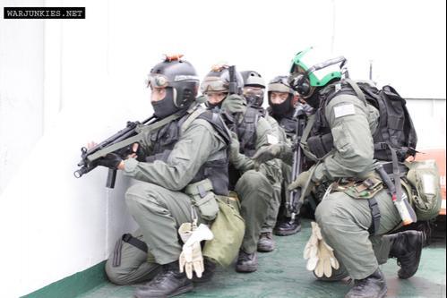 Warjunkies\' Operation Vigilant Storm. Navy...
