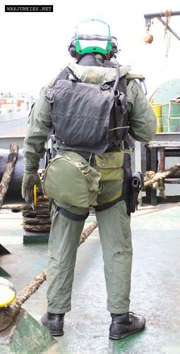 Navy SEAL VBSS Commander 90s