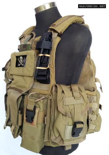 1st Gen CIRAS w/ black buckles