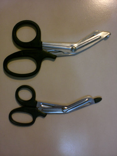 Tactical Trauma Shears