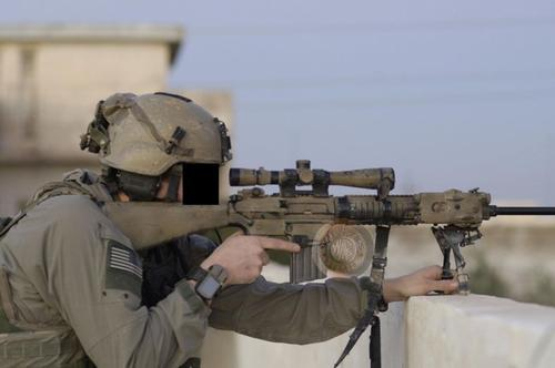 2d. US Army Ranger from 75th Regiment Personnel...