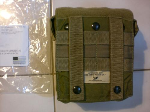 9i. Hard to find 100rd M60 Pouch
