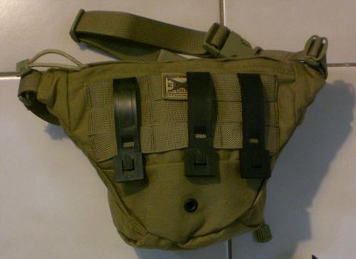 9z. EMDOM Recon Waist Bag