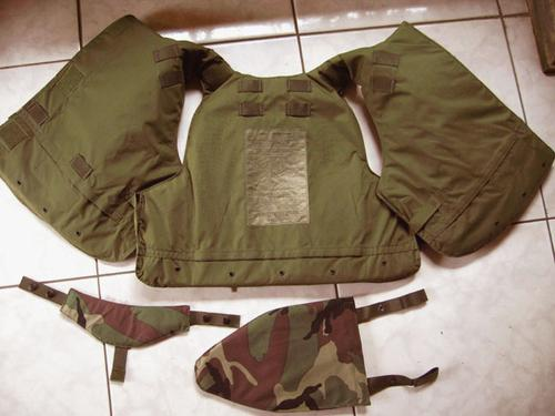 My real SDS IBA vest