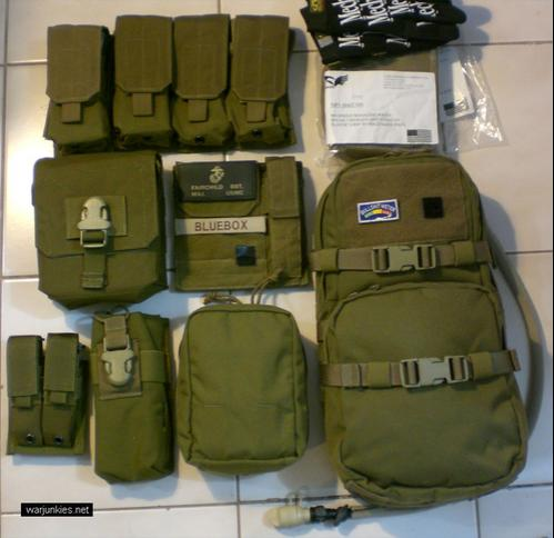9a. Real Eagle Industries CB Pouches