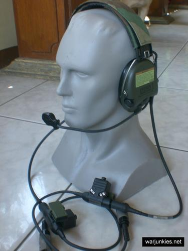 - MSA Sordin Ranger Dual Comm System
