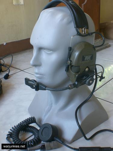 - TCI/Peltor Liberator Headset