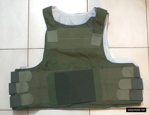 - 2nd GEN Ranger Green PACA Low Vis