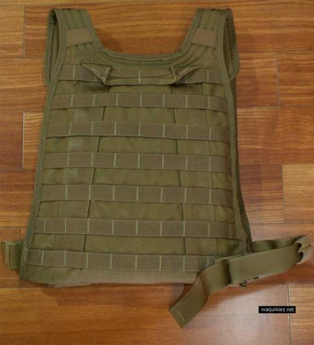 - Allied Industries MBSS Plate Carrier