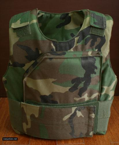 - 75th Ranger Regiment RBA Vest
