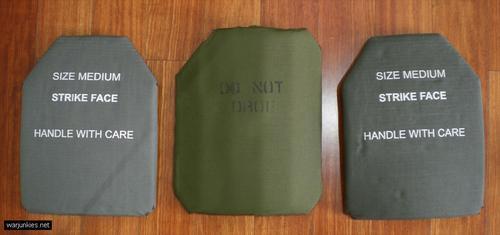 - SAPI Plates & Ceramic Upgrade Plate