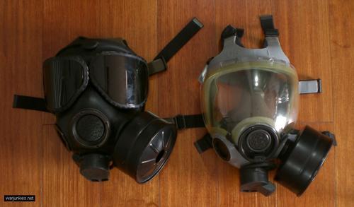 - Gas Masks