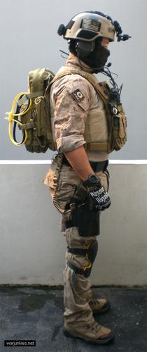 Navy SEAL. Navy Special Warfare (NSW)