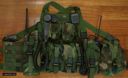 - RACK Ranger Assault Carry Kit