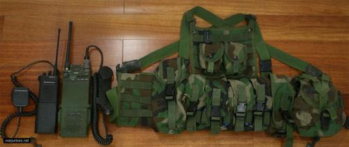 - RACK Ranger Assault Carry Kit