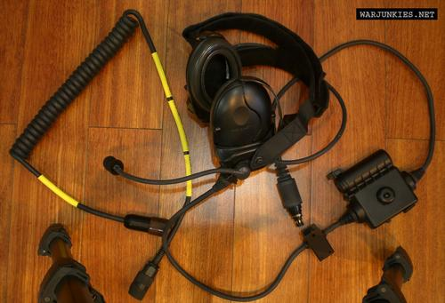 BOSE TriPort® Tactical Headset Series 2