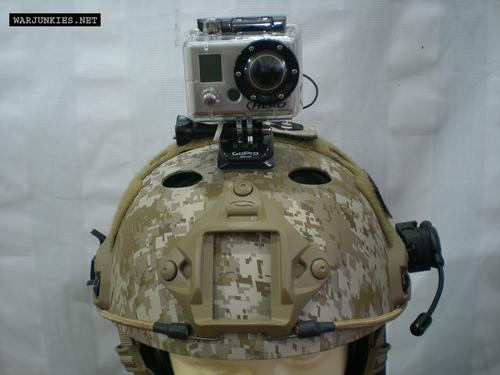 GoPro 1080p HD Helmet HERO