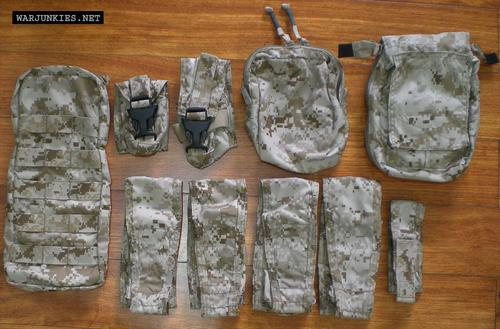 AOR1 (Area Of Responsibility) pouches by...