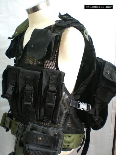 ABA (American Body Armor) tactical vest