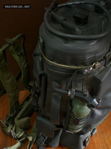 SI TECH Waterproof Pack